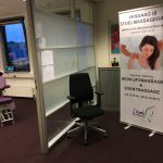 Stoelmassage Den Haag Bedrijfsmassage massage op het werk. rsi dag