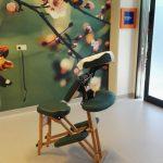 Zen massagekamer dag van de BHV
