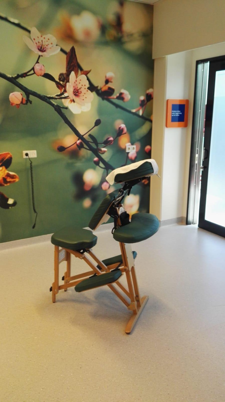 Zen massagekamer