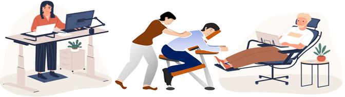 gezonde inspirerende tips vitaliteit stoelmassage ergonomie massage wat doet het
