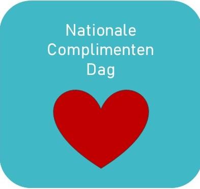 nationale complimenten dag