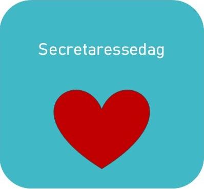 secretaressedag / dag van de secretaresse
