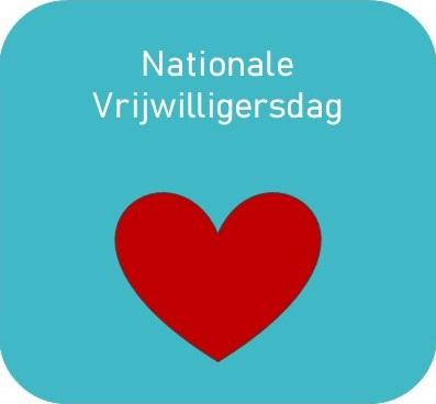 nationale vrijwilligersdag