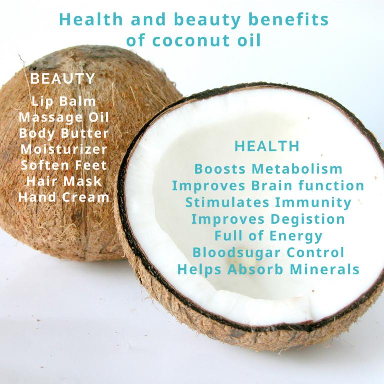 Extra vierge kokosolie