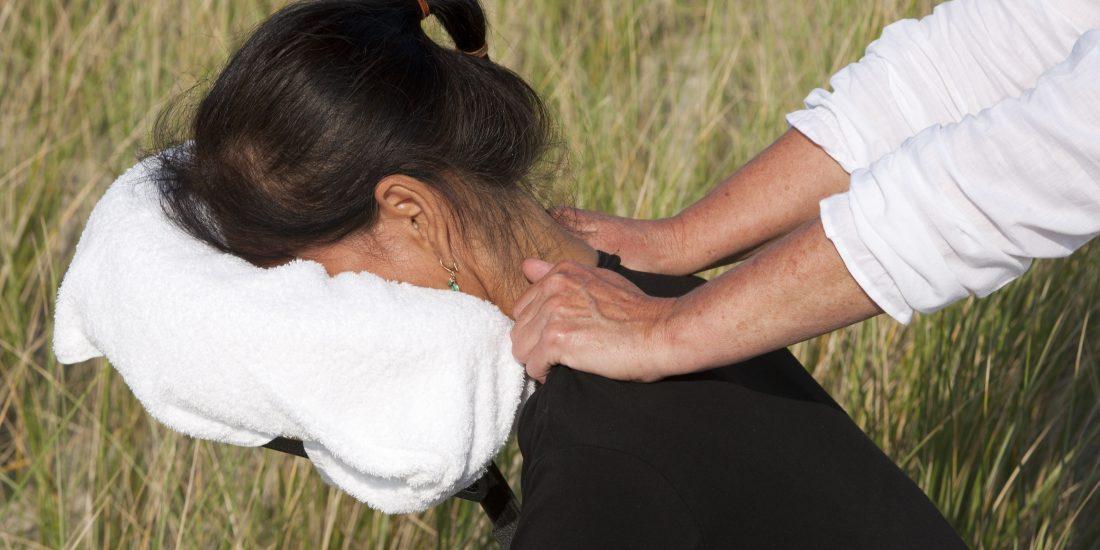 Massage op het werk Maureen Kessing 070 73 70 261